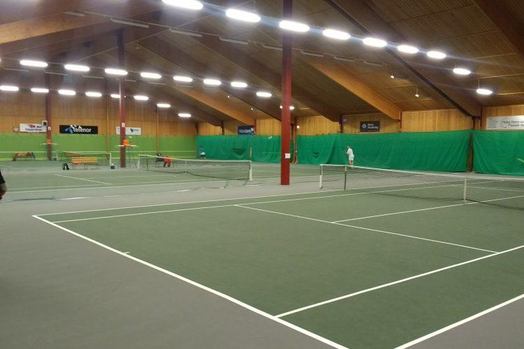 Nytt tenniskurs i november!