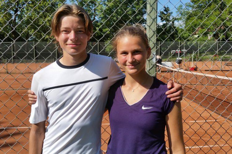 Masters og ITF i Stavanger